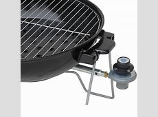 BBQ Pro 14 In. Round Tabletop Gas Grill Free Shipping New