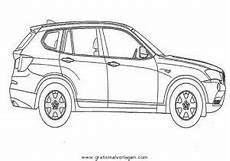 Malvorlagen Auto Bmw Bmw X3 Gratis Malvorlage In Autos2 Transportmittel Ausmalen