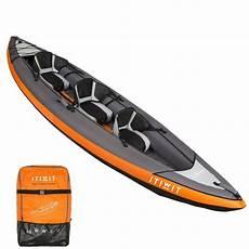 tribord itiwit 3 2 2 seat canoe kayak orange itiwit