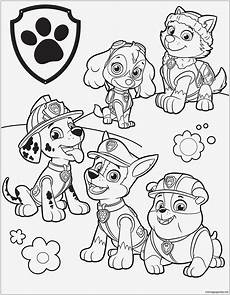 Paw Patrol Malvorlagen Paw Patrol Malvorlagen Spannende Coloring Bilder Paw