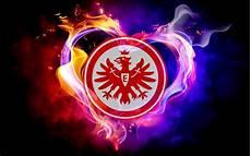 Fussball Ausmalbilder Eintracht Frankfurt Logo Eintracht Frankfurt Hintergrund Hd Hintergrundbilder
