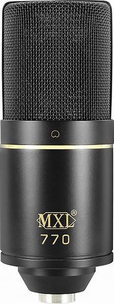 Bakeey Basic Condenser Microphone Cardioid Studio by Mxl 770 Studio Cardioid Condenser Microphone Musiclab