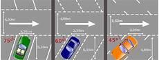 dimensions des places de stationnement normes de