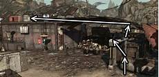 Borderlands Garage by New Weapon Crate Locations Borderlands Wiki