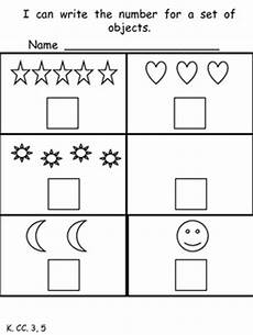 kindergarten common core math practice counting and cardinality