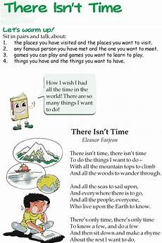 poetry worksheets year 3 25382 grade 3 reading lesson 19 poetry there isn t time reading lessons poetry lessons