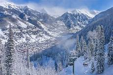 Telluride In The Winter Getting Here Things To Do