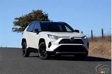 2019 Toyota Rav4 Drive Car Reviews Auto123