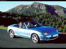 mazda mx 5 ii nb 1 8 i 16v 140 hp car technical data