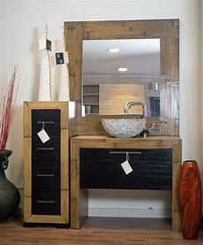 arredamento bambu arredo bagno etnico mobili bagno componibili in