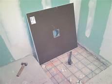 receveur a carreler coller receveur 224 carreler sur isolant polyur 233 thane