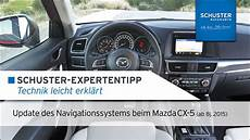 update navigationssystem mazda cx 5 ab bj 2015