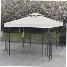gazebo replacement cover 10 039 x 10 039 gazebo top cover patio canopy