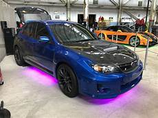 Saw This Custom Sti Hatchback From The Fast Furious Subaru