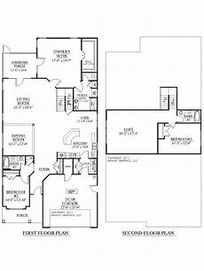 house plan 2755 woodbridge floor plan traditional 1 1 2 story house plan with 3 bedrooms and 3