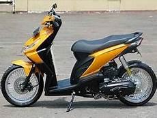 Honda Beat Modif Cross by Motorcycles Modifications Review Specifications Agustus 2009
