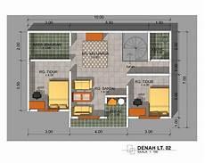 Gaya Desain Rumah Modern Ukuran 6x12 Yg Paling Diinginkan