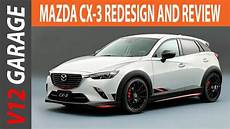 2018 mazda cx 3 redesign changes and price