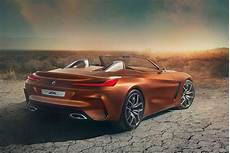This Is The Leaked Bmw Z4 Concept Gear Patrol