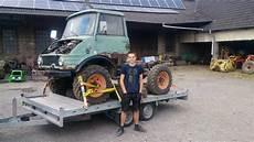 Restauration Unimog U421 Motors 228 Portal