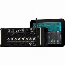 Behringer X Air Xr16 16 Channel Digital Mixer Box Opened