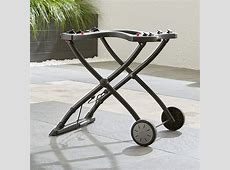 Weber Q Stand   Crate and Barrel