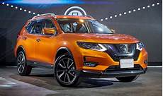 nissan x trail facelift nissan x trail facelift launched in thailand minor