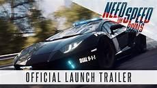 need for speed rivals need for speed rivals launch trailer