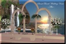 cherished moments the sunset beach wedding