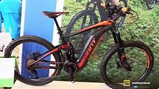2017 e 1 ltd electric mountain bike