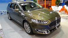 2016 Ford Mondeo Vignale 4x4 Exterior And Interior