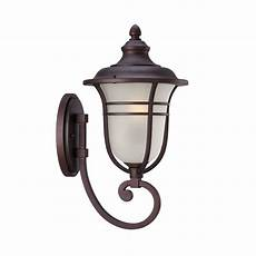 acclaim lighting montclair collection 1 light architectural bronze outdoor wall light