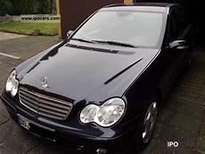 2005 mercedes c 200 cdi classic dpf car photo and specs