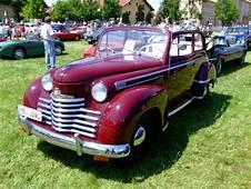 1957 Opel Caravan  Information And Photos MOMENTcar