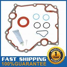 2009 jeep grand cherokee timing cover gasket replacement for dodge jeep mitsubishi 3 7l 4 7l timing cover gasket kit one year warranty
