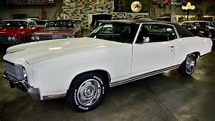 1970 Chevrolet Monte Carlo  Numbers Matching Original