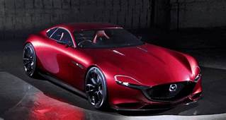 2015 Mazda RX VISION Concept Is All New SkyActiv R Super GT
