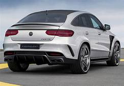 Mercedes GLE Coupe Body Kit By Topcar