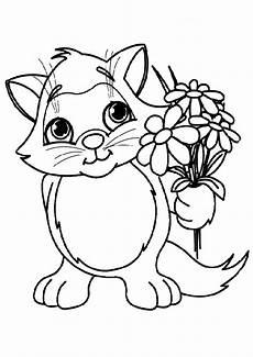 Ausmalbilder Geburtstag Katze Aumalbilder Malvorlagen Katzen Ausmalbilder Malvorlagen