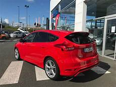 ford focus st line occasion voiture occasion ford focus 2 0 tdci 150ch stop start st