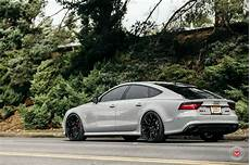 Royal Tuning For Gray Audi A7 Carid Gallery