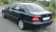File Mercedes W203 Rear 20080825 Jpg Wikimedia Commons