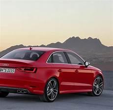 Kompaktwagen Audi A3 Limousine Mehr Platz Als Der