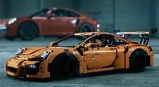 porsche 911 gt3 rs 42056 reveal lego technic