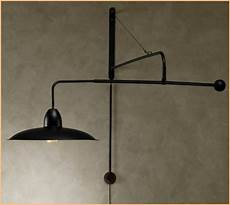 plug in swing arm wall l lighting and ceiling fans