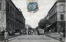 photos et cartes postales anciennes de rochefort 17300