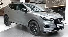 Nissan Details Tech Laden 2020 Qashqai N Tec For Europe