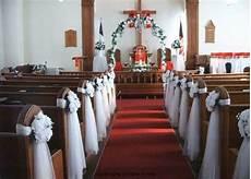 catholic church wedding decorations church wedding decor