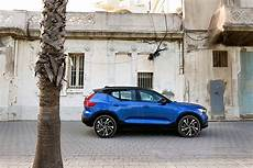 on the road 2019 volvo xc40
