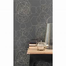 papier peint intissé gris papier peint intiss 233 graphique gris fonc 233 h 10 05 m x l 0